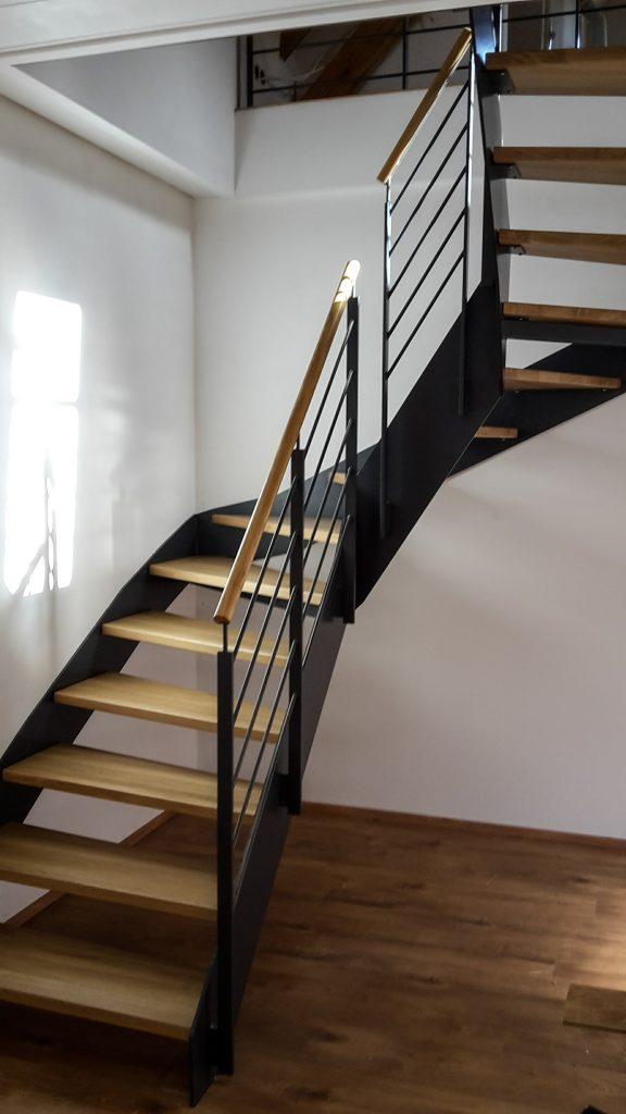 Treppen in Grünstadt Obrigheim - Treppen Maier, Treppen, Treppenmaier, EInbautreppen, Grünstadt, Bad Dürkheim, Ludwigshafen, Mannheim, Kaiserslautern, Frankenthal, Worms, Wendeltreppe, Treppengeländer